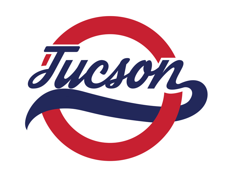 T-shirt logo/design comp for the city of Tucson