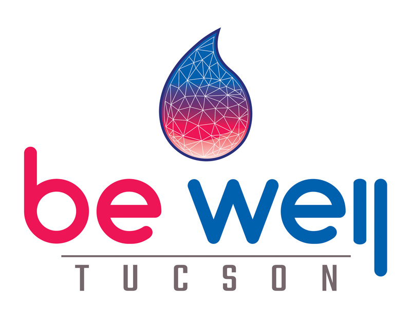 be well logo design